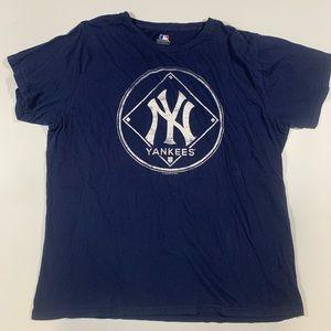 MLB New York Yankees Men's Tee